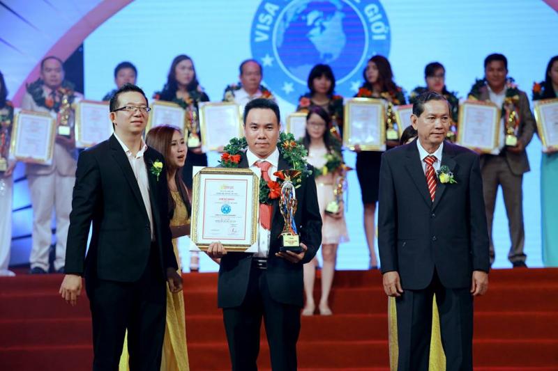 Công ty được nhiều khách hàng trong nước và ngoài nước biết đến với nhiều giải thưởng lớn cống hiến cho cộng đồng