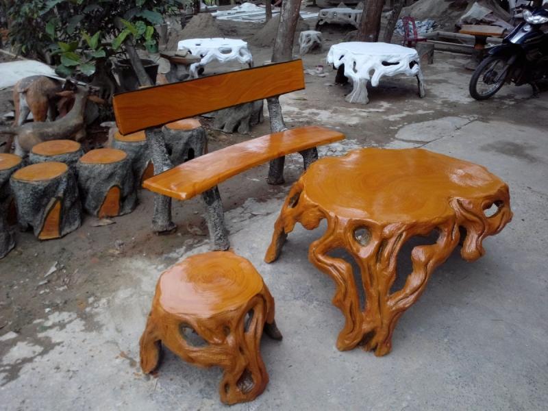 Công ty ghế đá Công Khánh