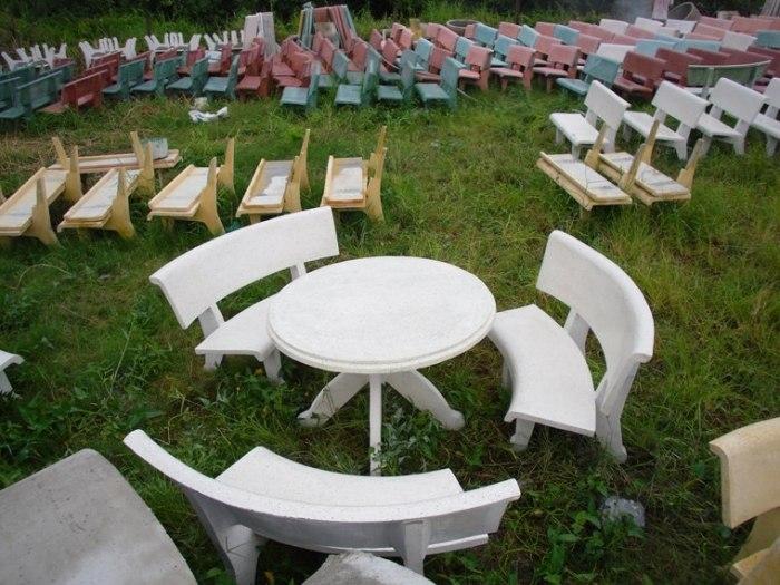 Công ty ghế đá Hoàng Ngọc