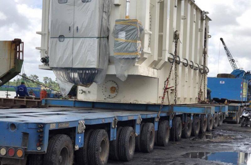 TGKtrans tiền thân từ một đơn vận tải đường bộ, là một trong những doanh nghiệp đi đầu trong lĩnh vực vận chuyển đa phương thức thiết bị hàng dự án siêu trường siêu trọng , quá khổ quá tải