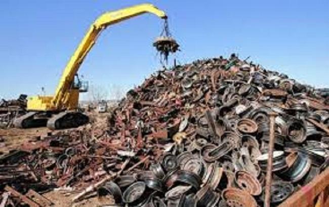 Thu mua phế liệu sắt, đồng, nhôm, inox,...
