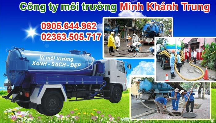 công ty hút hầm cầu Minh khánh Trung
