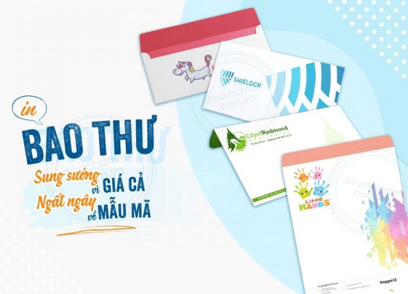 Công ty in ấn Dấu Chân Việt