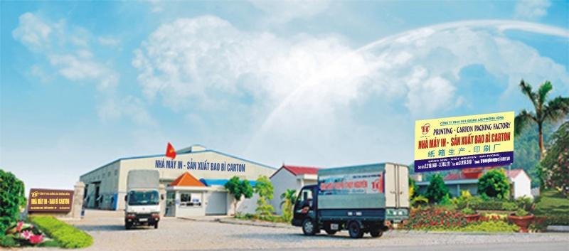 Công ty in Trường Hồng