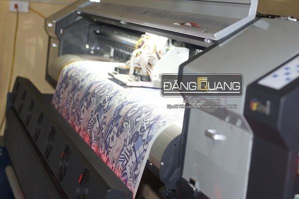 Công ty in vải Đăng Quang