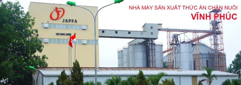 Công ty Japfa Việt Nam chi nhánh Vĩnh Phúc