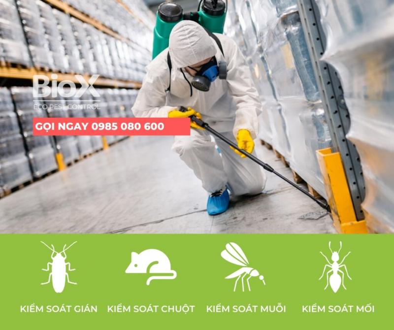 Công ty kiểm soát côn trùng Biox (Biox Eco Pest Control)