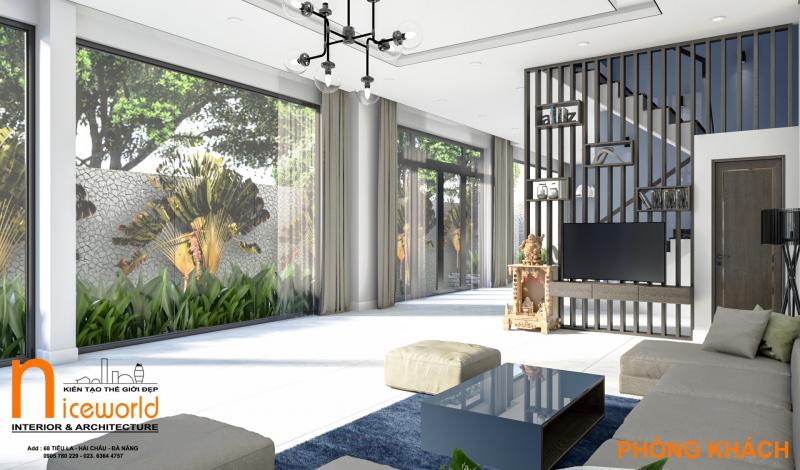 Công ty Kiến trúc nội thất Niceworld Đà Nẵng