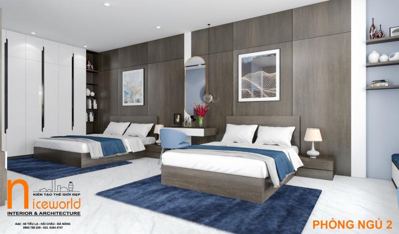 Thiết kế & thi công kiến trúc, nội thất nhà phố, biệt thự, cafe, spa, nhà hàng,...
