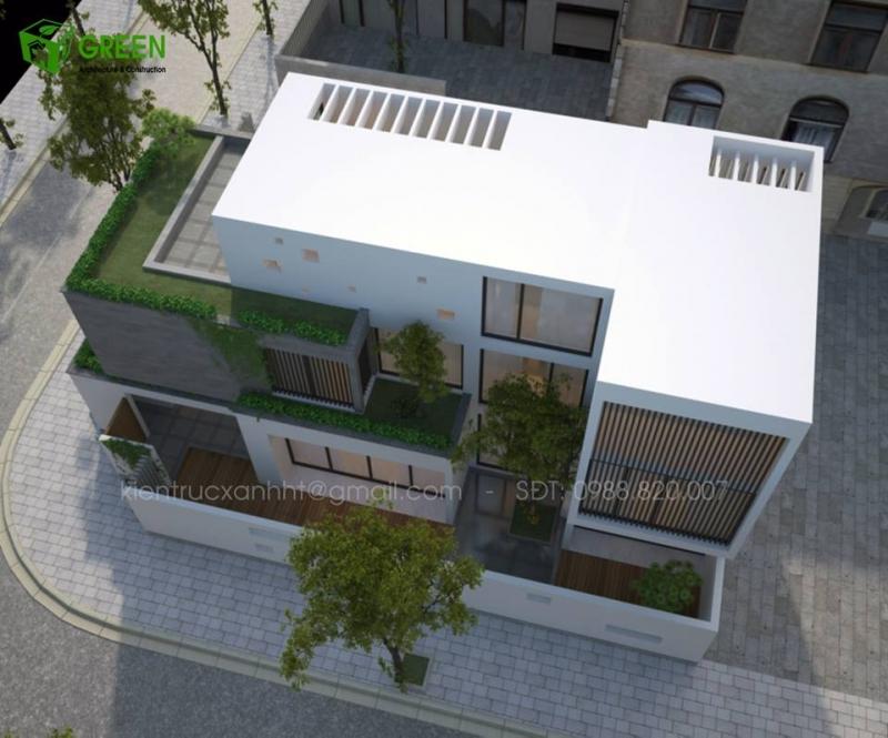Công ty Kiến Trúc Xanh (GREEN ARCHITECT)