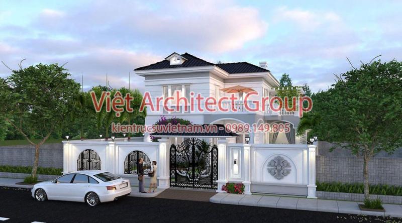 Công ty Kiến trúc Xây dựng Cần Thơ - Viet Architect Group