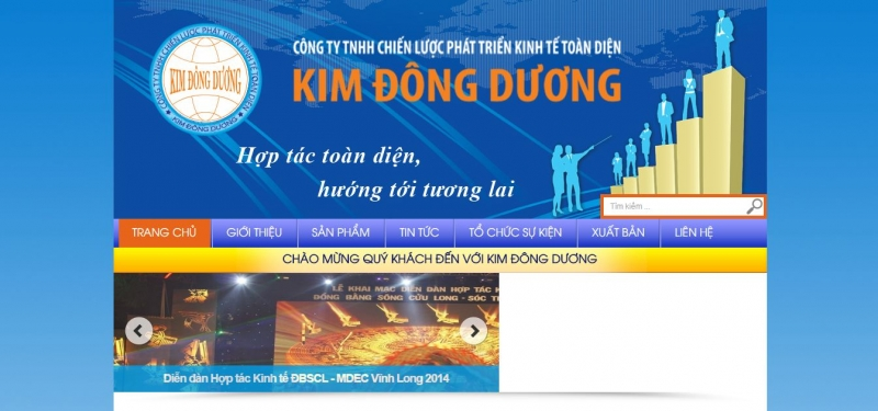 Công ty Kim Đông Dương