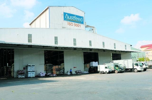 Công ty Liên doanh Austfeed