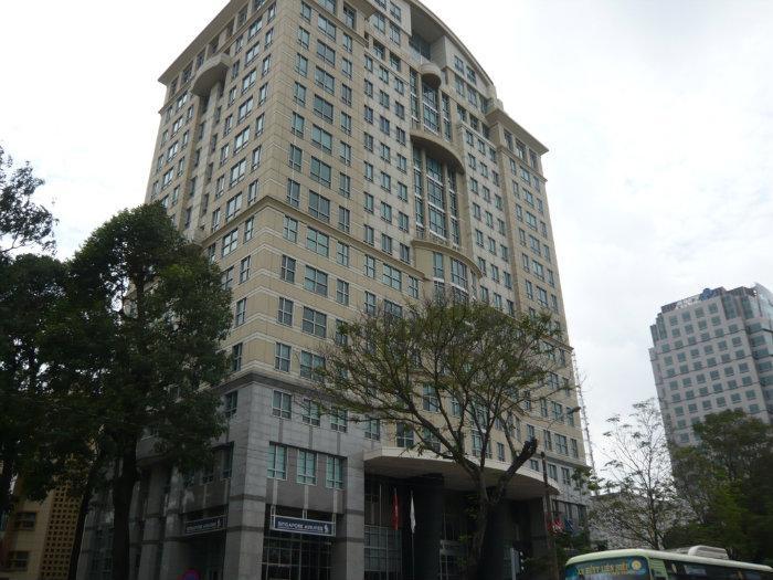 Trụ sở của BAKER & MCKENZIE tại Tp. Hồ Chí Minh