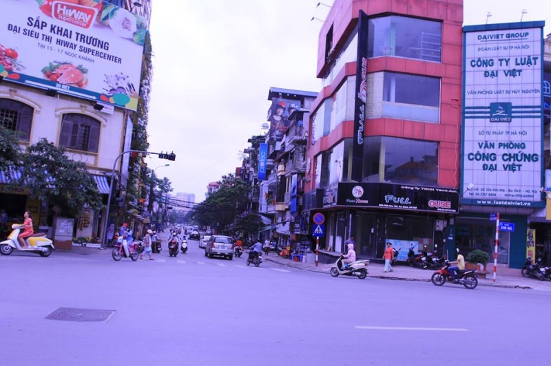 Hình ảnh bên ngoài Công ty luật Đại Việt văn phòng công chứng Đại Việt