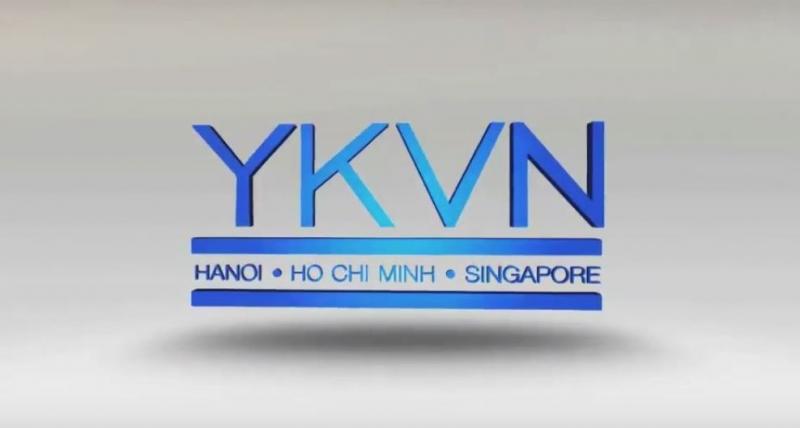 Logo thương hiệu của YKVN (nguồn youtube)