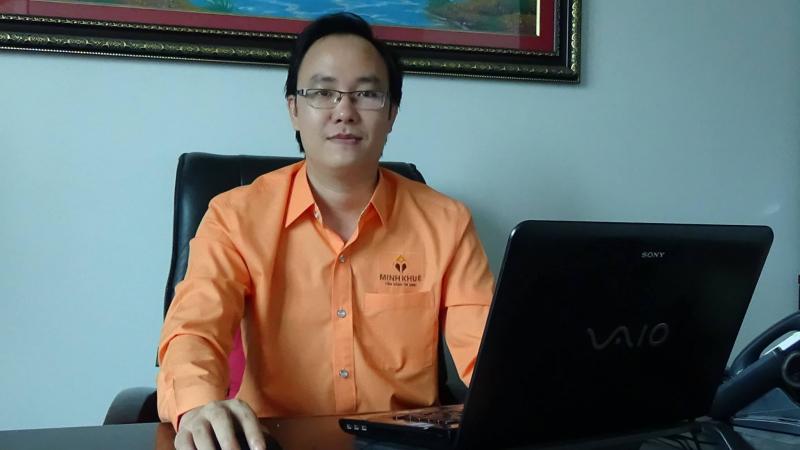 Đại diện pháp lý của công ty luật Minh Khuê