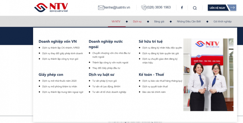 Công ty luật NTV
