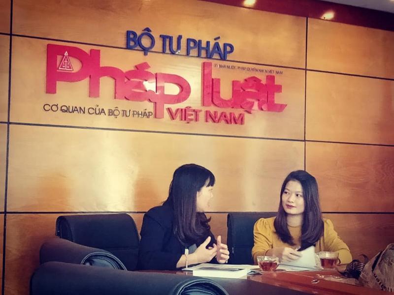 Hình ảnh luật sư Trần Thị Trâm công ty Luật TNHH LEVINA