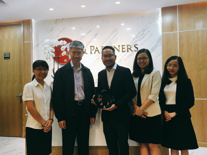 LNT & Partners giúp Công ty Hyphens Pharma International Limited phát hành cổ phiếu thành công tại Singapore
