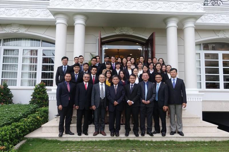 Luật sư và nhân sự tại Phuoc & Partners