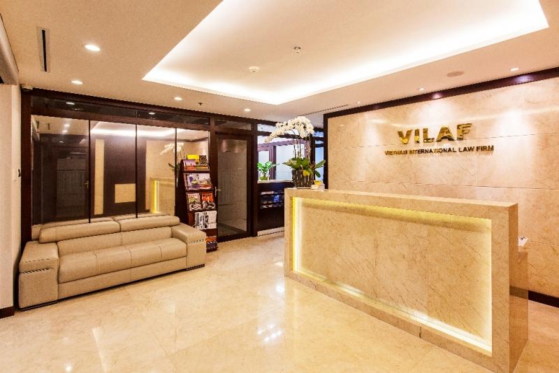 Một góc văn phòng của VILAF HỒNG ĐỨC
