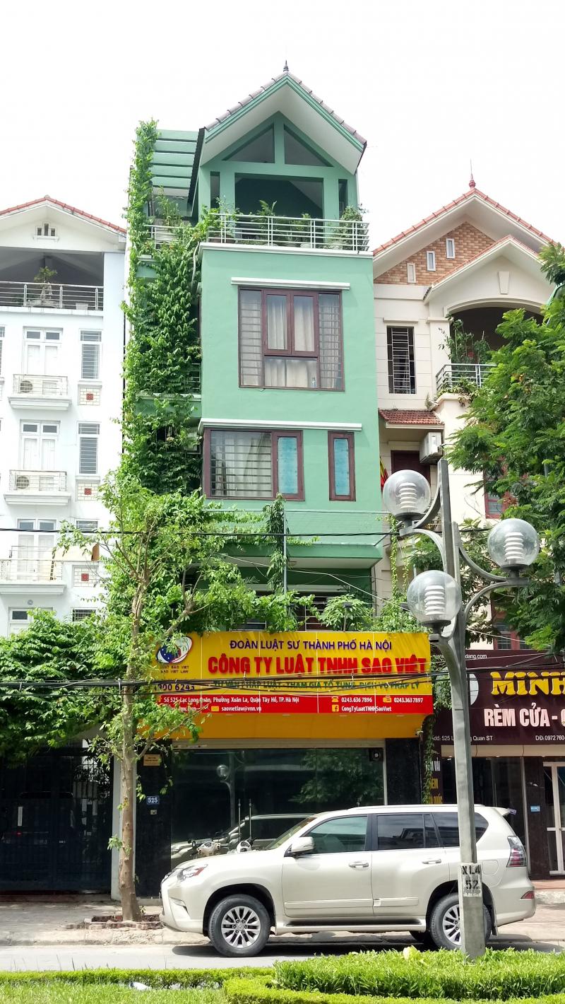 Giới thiệu về Công ty luật Sao Việt