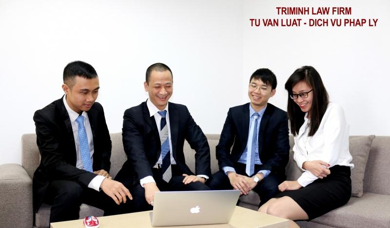 Luật sư Nguyễn Minh Anh và các đồng nghiệp
