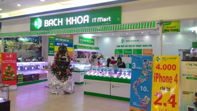 Cửa hàng thuộc hệ thống của MrBachKhoa.com