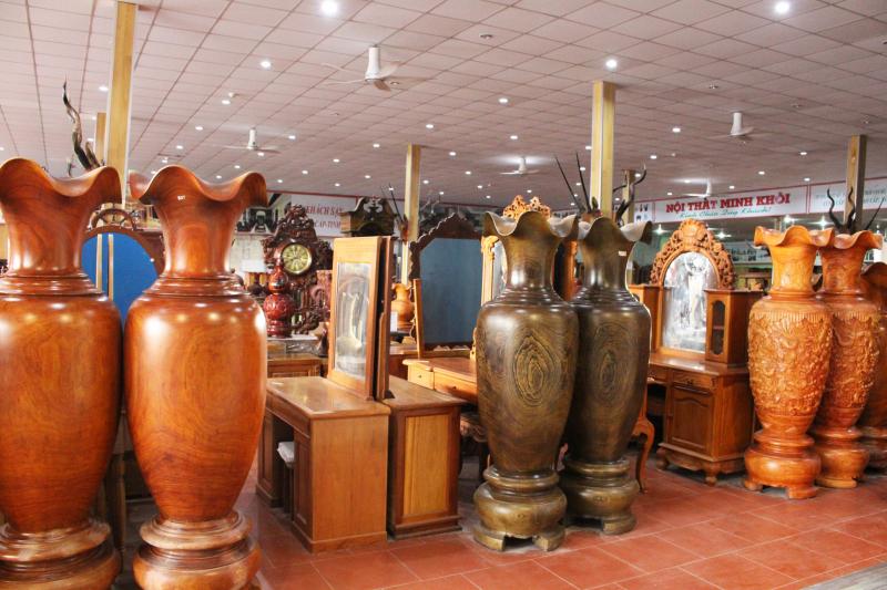 Công ty trang trí thiết kế nội thất Minh Khôi