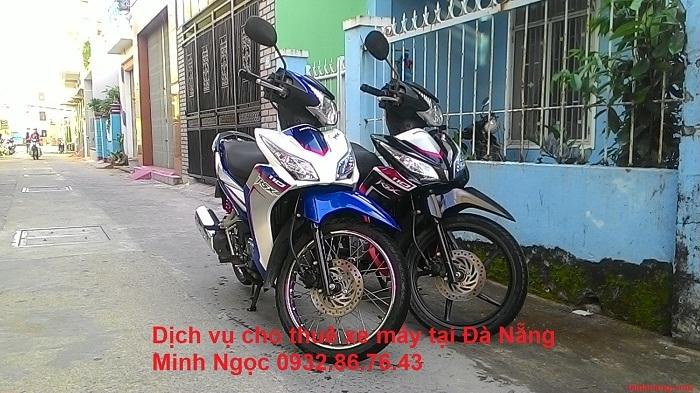 Công ty cho thuê xe máy Minh Ngọc