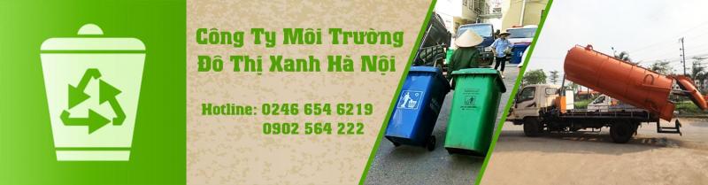 Công ty môi trường đô thị xanh Hà Nội