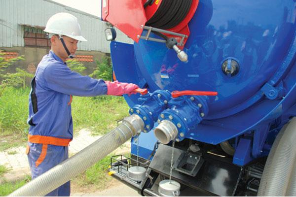 Công ty môi trường Việt Tín