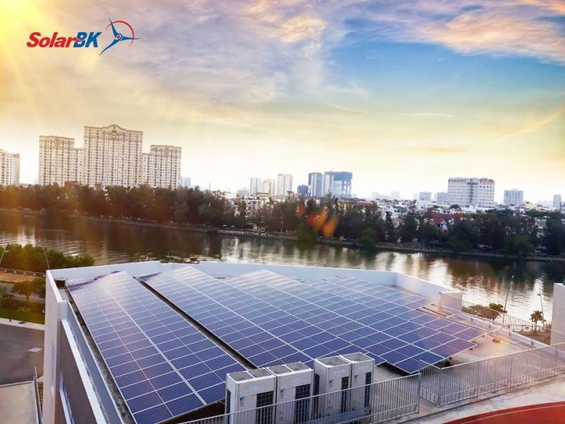 Công ty Năng lượng Bách Khoa Miền Trung – SolarBK