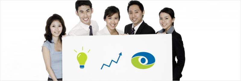 Công ty nghiên cứu thị trường Cimigo là môi trường làm việc lí tưởng.