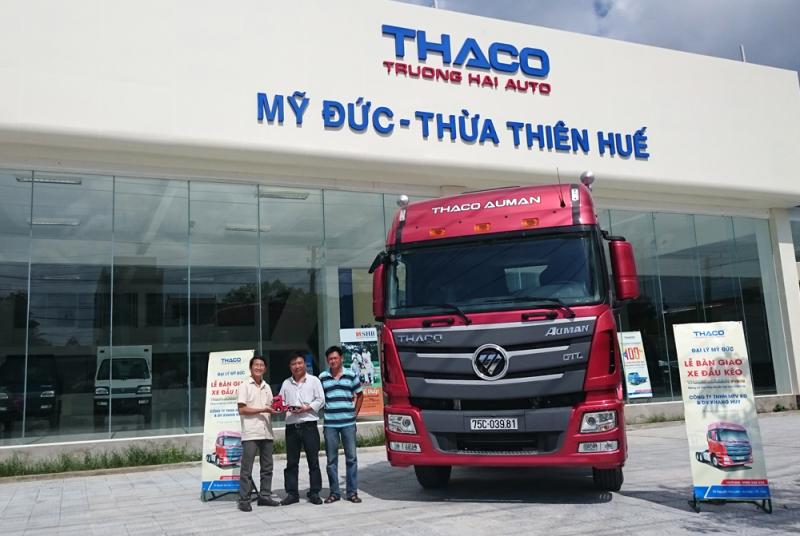 Công ty ôtô Trường Hải (THACO)