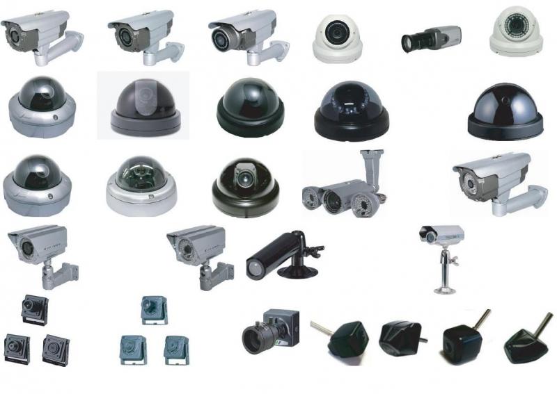 Các loại camera