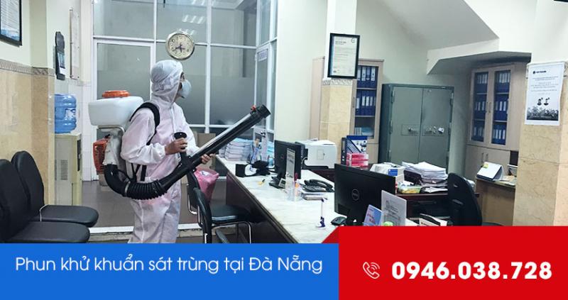 Công ty khử trùng Đà Nẵng