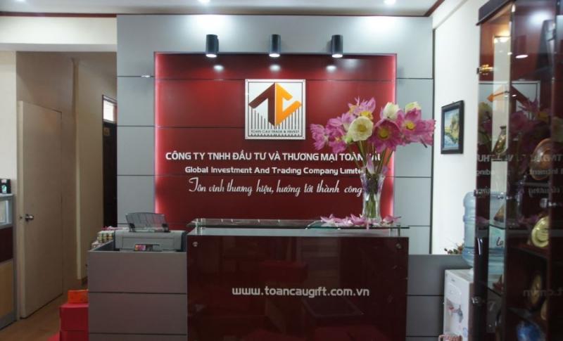 Công ty Quà Tặng Toàn Cầu - Toancau gifts