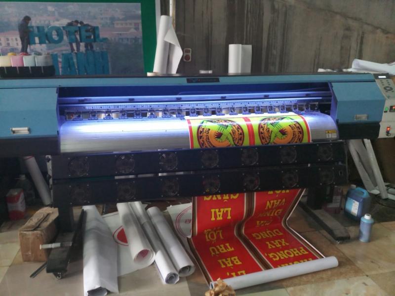 Công ty quảng cáo Linh Việt Anh đã không ngừng đầu tư máy móc hiện đại trong nghành quảng cáo, in ấn