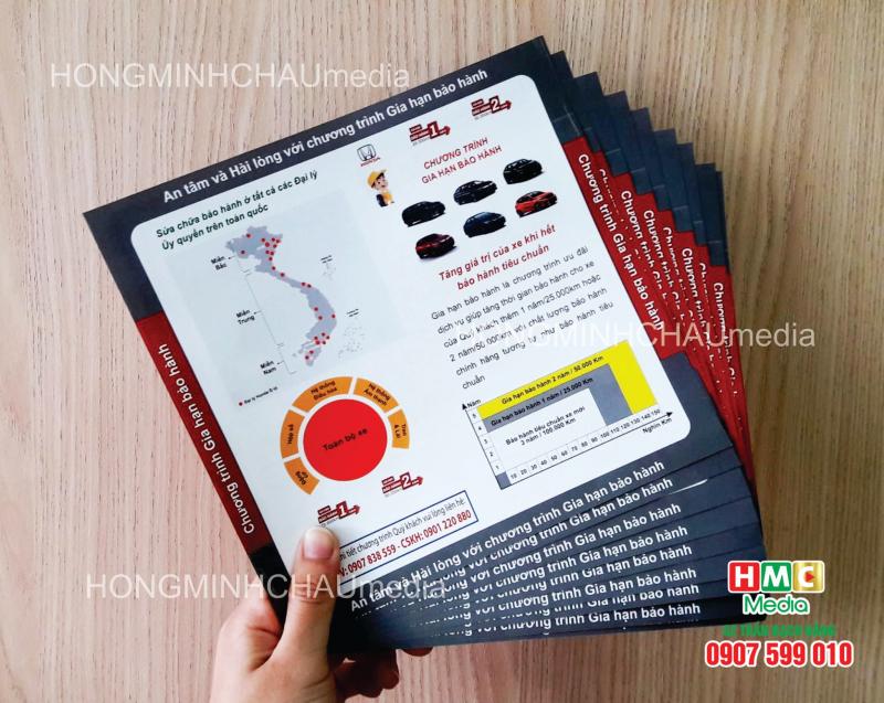 Công ty Quảng cáo và Truyền thông Hồng Minh Châu