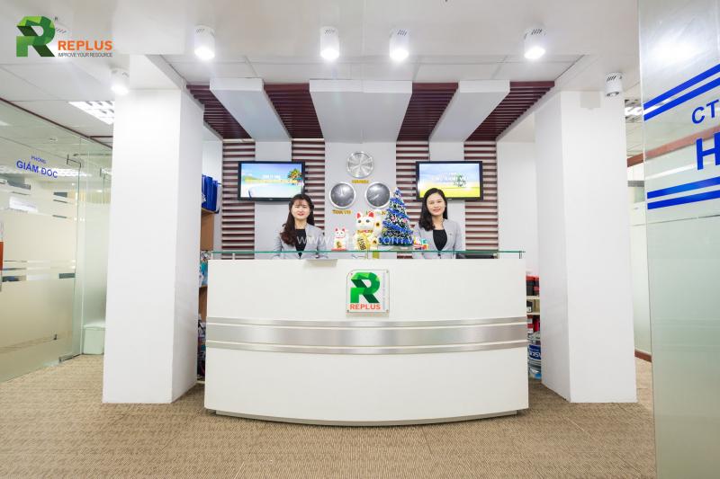 Công ty  Replus