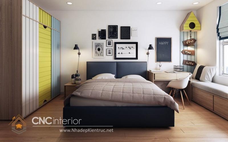 Công ty sản xuất đồ nội thất gỗ CNC Interior