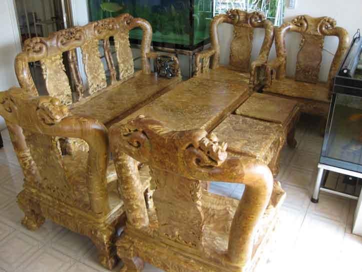 Công ty sản xuất ghế đá Hoàng Cúc Nhi