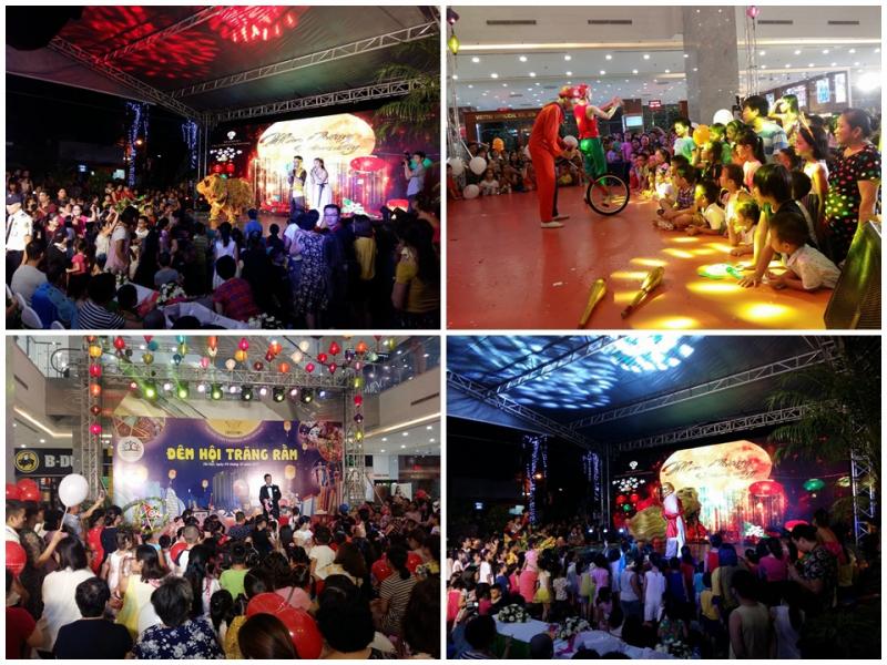 Sự kiện Á Châu chắc chắn sẽ làm hài lòng khách hàng và một bữa tiệc đáng nhớ dành cho con em mình.