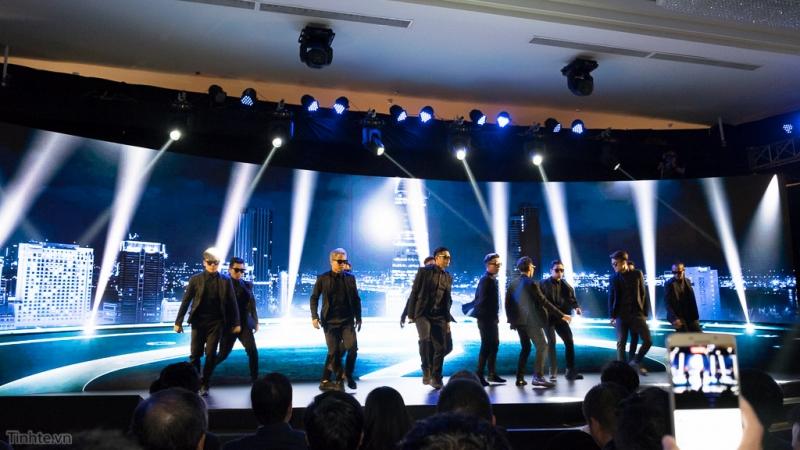 Lễ hội ra mắt sản phẩm do  Công Ty Sự Kiện TINH Tế Việt cung cấp
