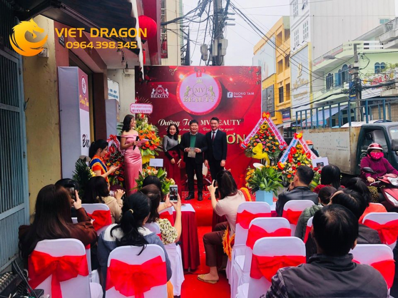 Công ty sự kiện Viet Dragon