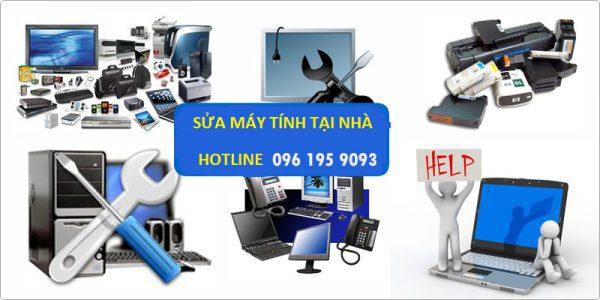 Công ty sửa chữa máy tính An Khang