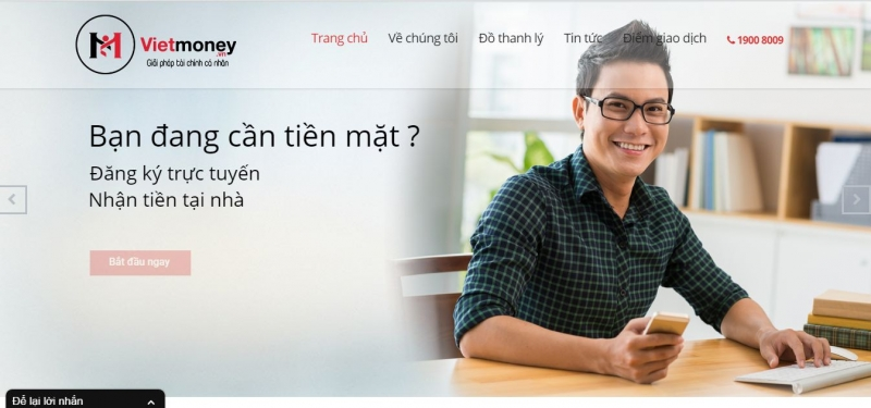 Công ty tài chính Viet Money