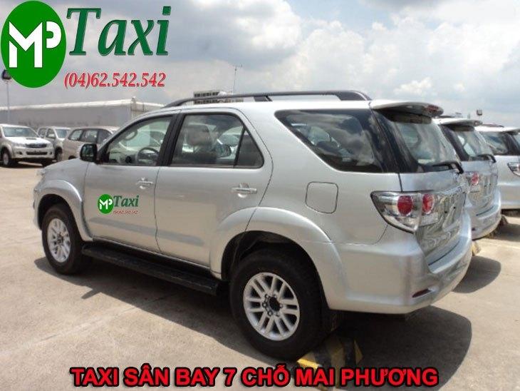 Công ty Taxi Mai Phương